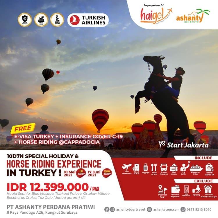 harga paket tour turki 10 hari dari surabaya dan jakarta