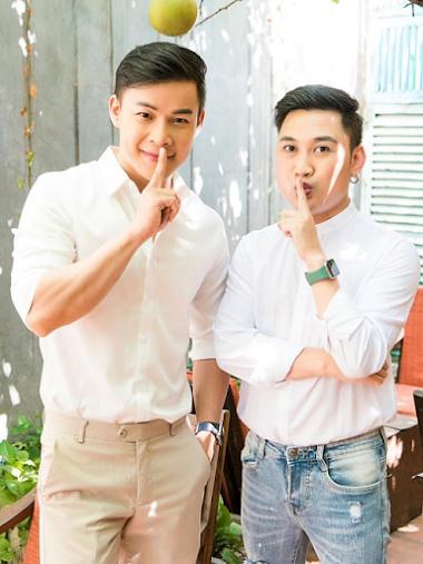 Ngoại hình người yêu đồng giới của Don Nguyễn