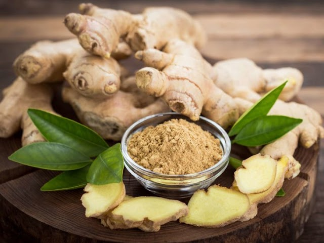 7 Outstanding Health Benefits of Ginger You Don't Know About
