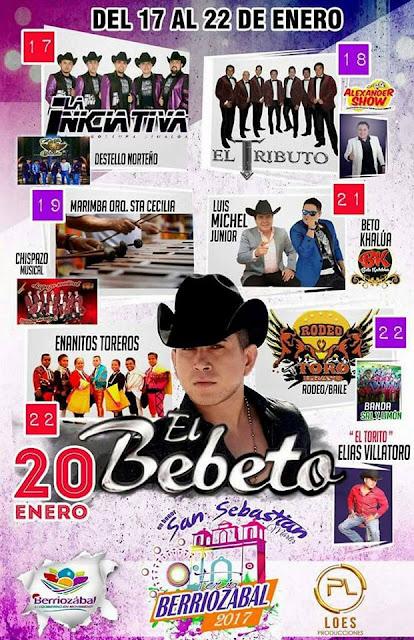 feria berriozabal 2017