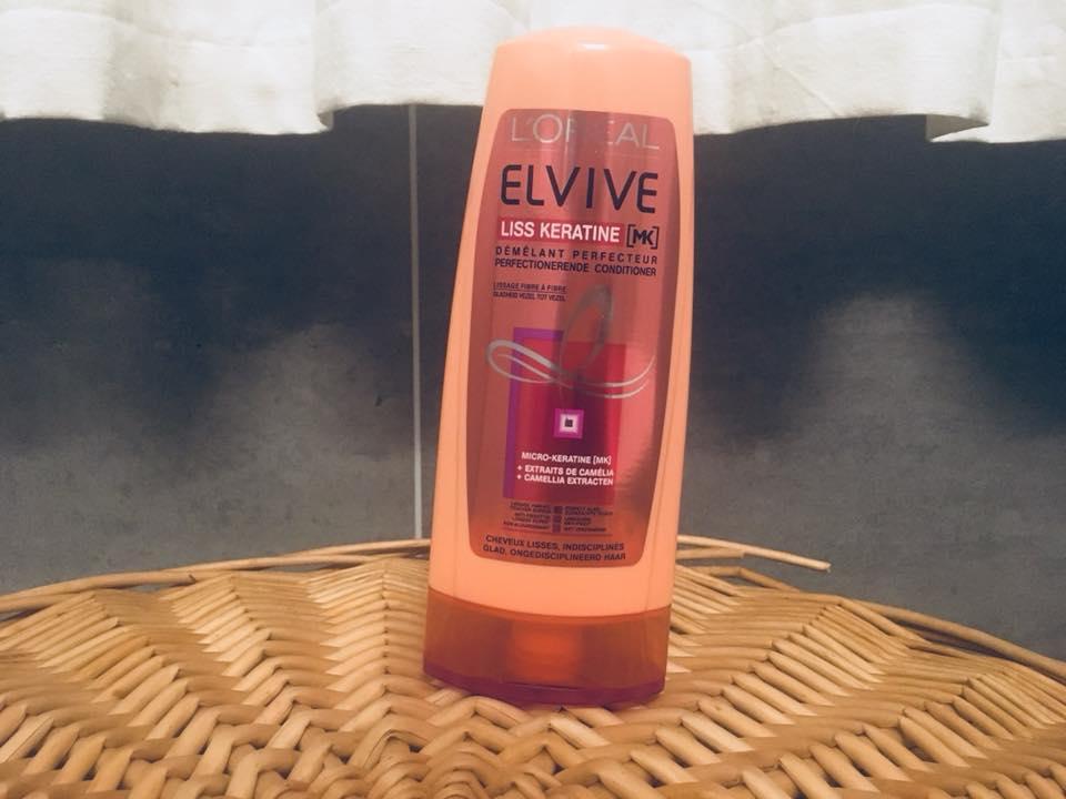 Après-Shampoing Elvive L'Oréal
