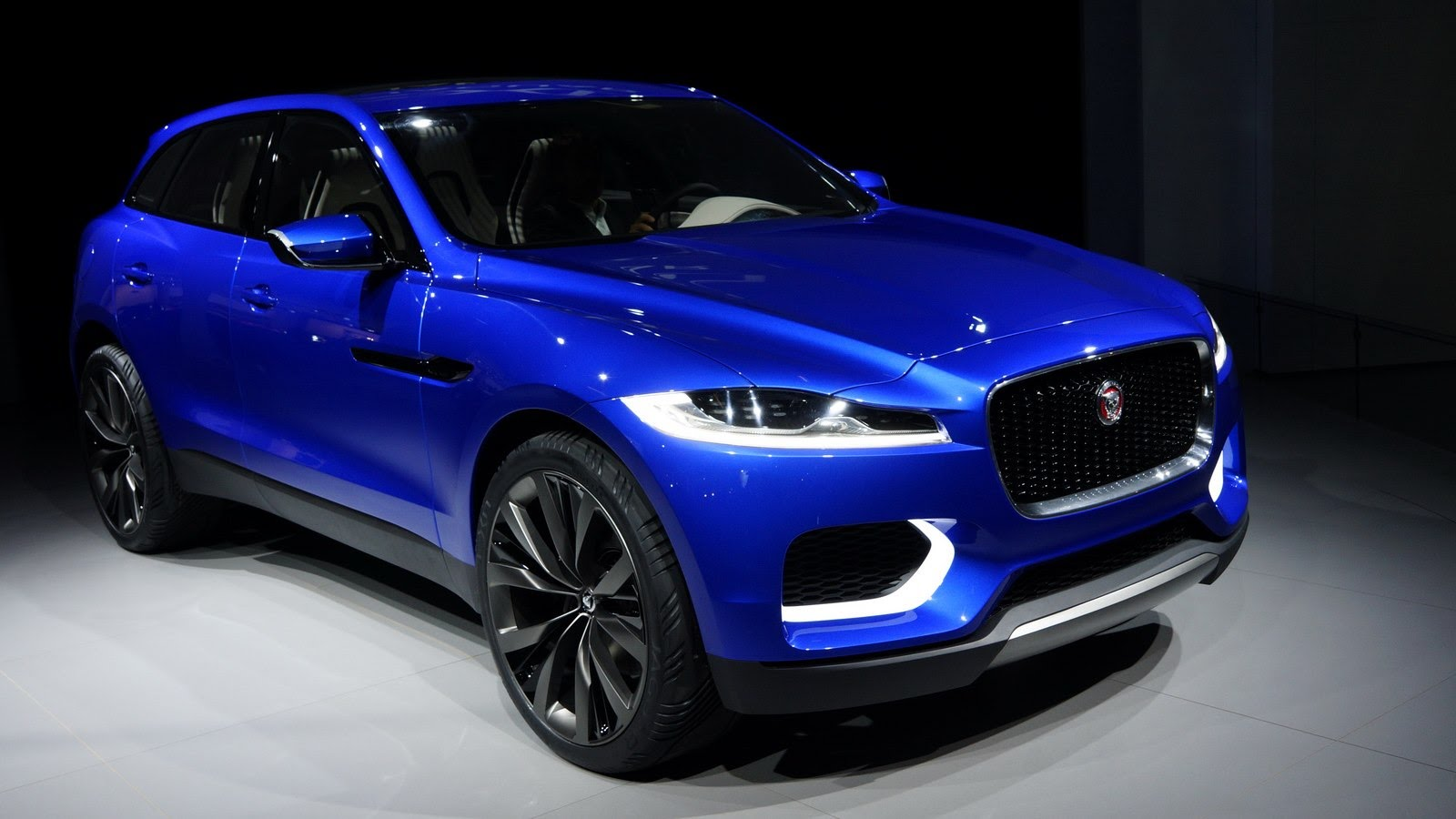 2017 jaguar f-pace suv 50 hd wallpapers - all latest new & old car