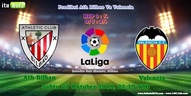 Prediksi Ath Bilbao Vs Valencia - ituBola