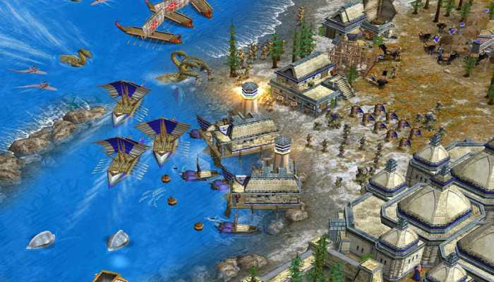 Download Age Of Mythology The Titans Game For PC Highly Compressed
