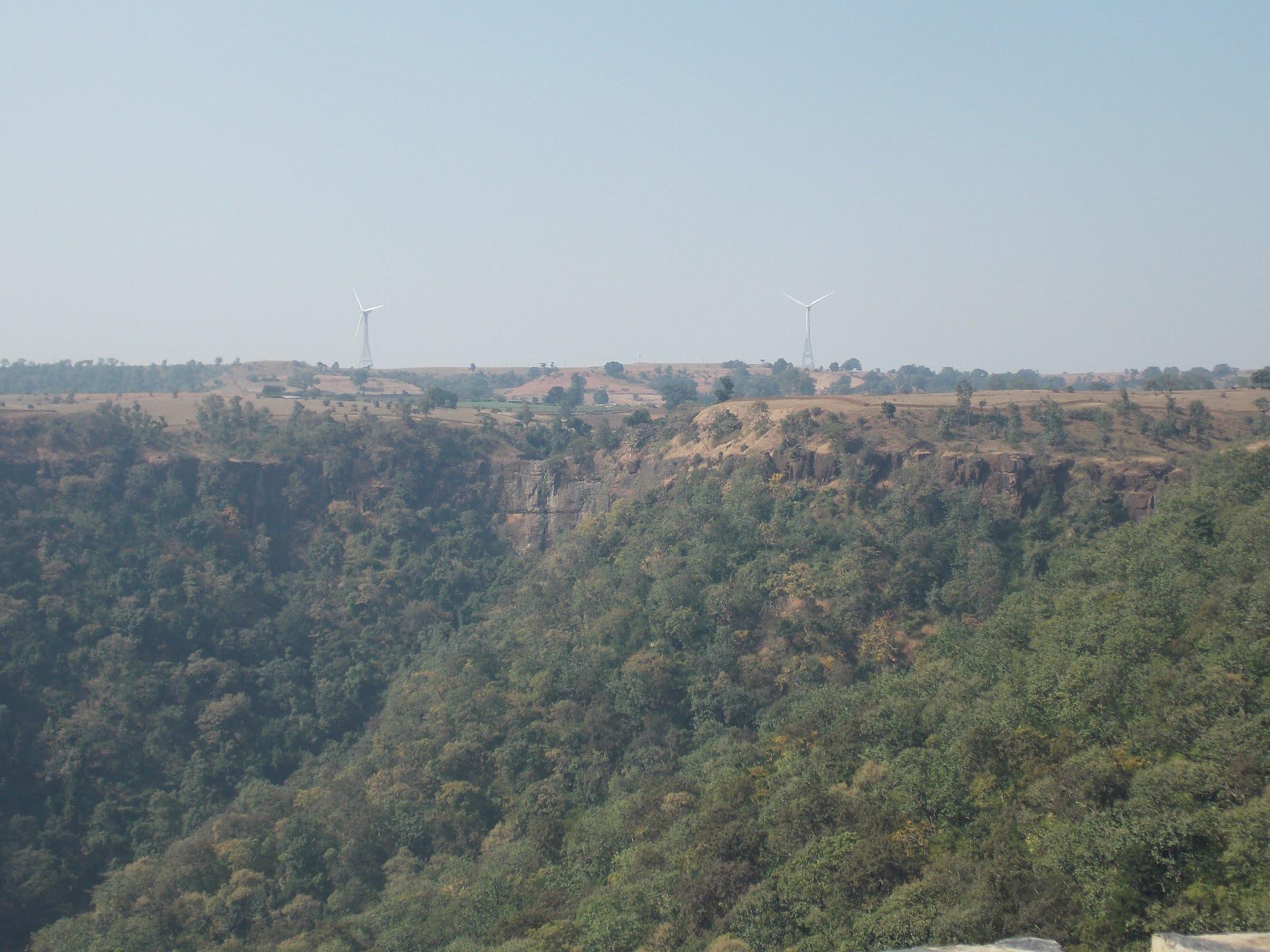 Hill station in Vidarbha