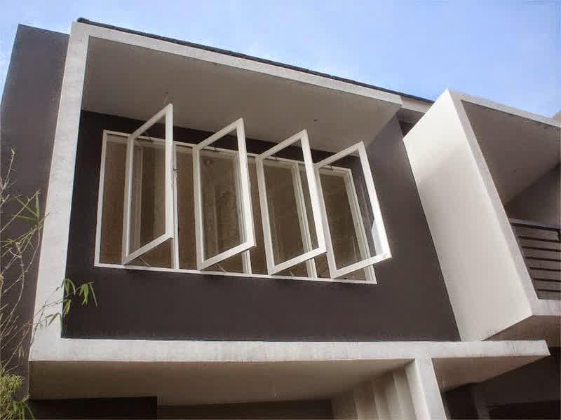 Gambar dan Konsep Desain Jendela Rumah Minimalis Modern