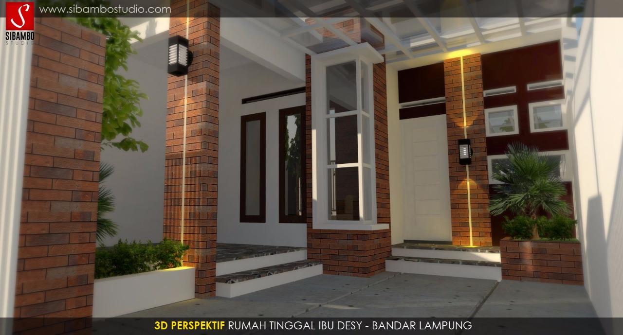 Desain Rumah Minimalis Modern Di Lahan 6 X 20 Meter Tampil Cantik