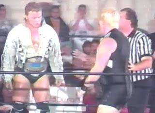 ECW Ultra Clash 1993 - Shane Douglas vs. Sandman