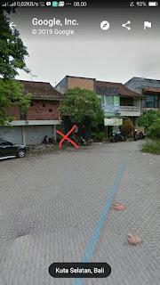 Tanah belakang KFC Nusa Dua