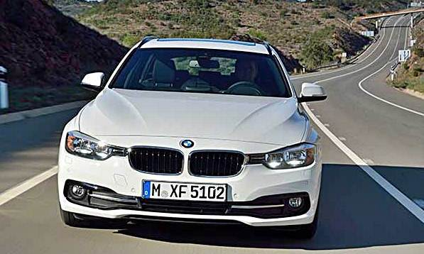 2017 BMW 328i Review