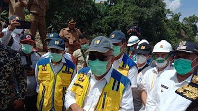 Cek Lokasi Banjir Medan, Menteri PUPR: Sungai Kita Perbaiki, 3 Minggu Selesai