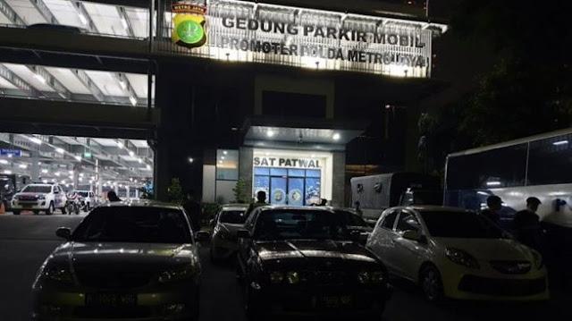 Ramai di Medsos, Polda Metro Jaya Buru Pembalap Liar di Kawasan Senayan