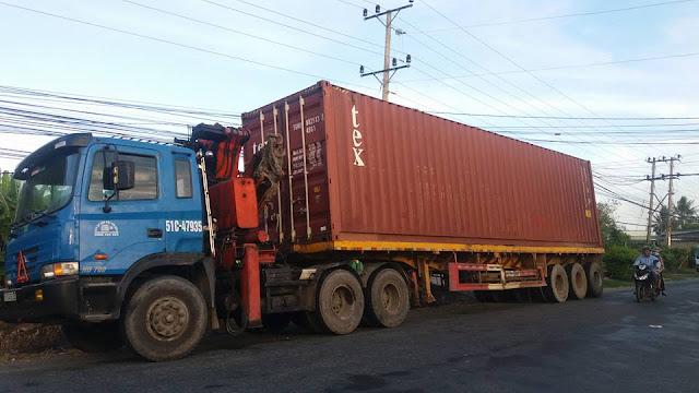 Container Văn Phòng, Container Kho Tại Cần Thơ Giá Rẻ