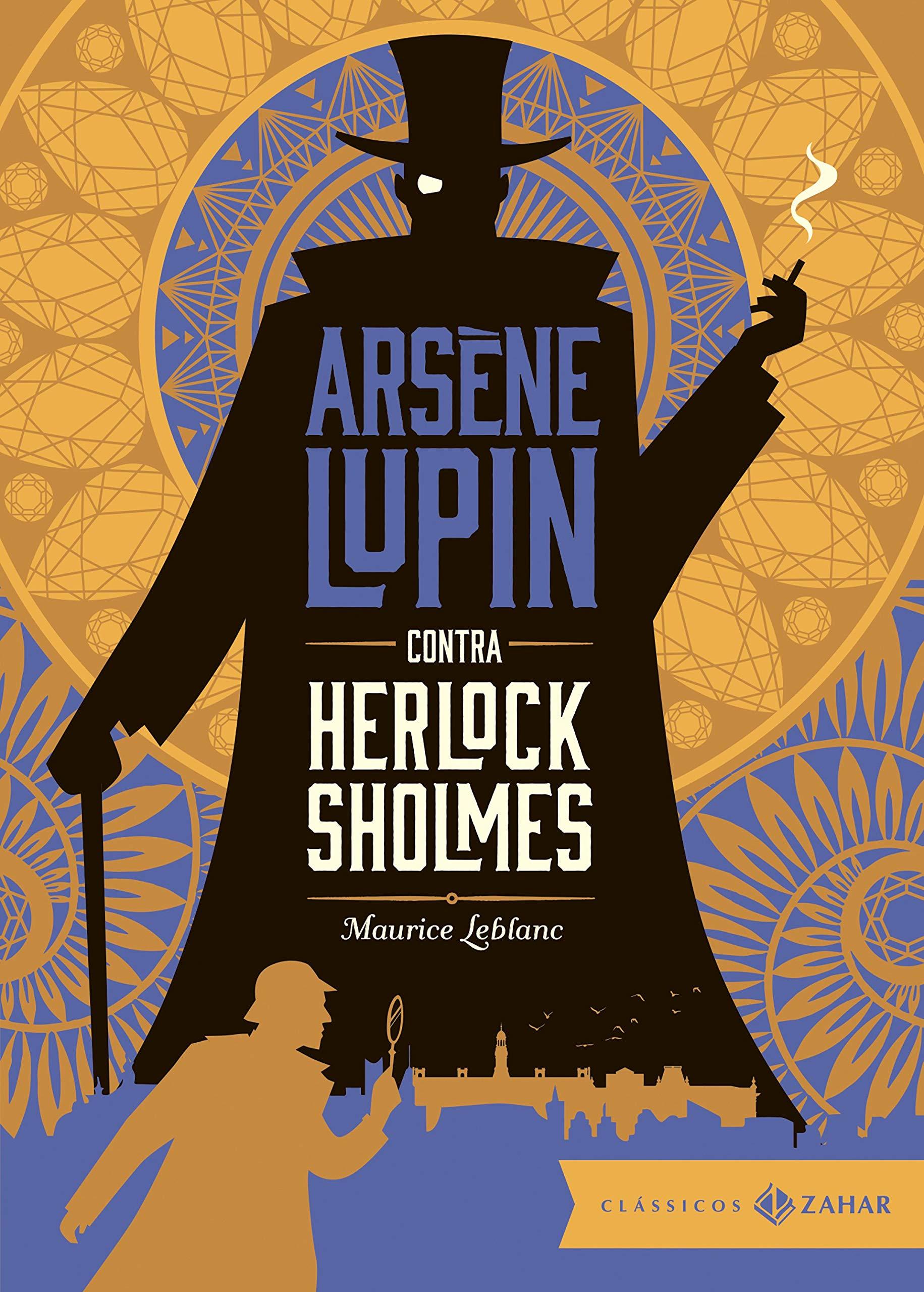 Arsène Lupin contra Herlock Sholmes - Maurice Leblanc