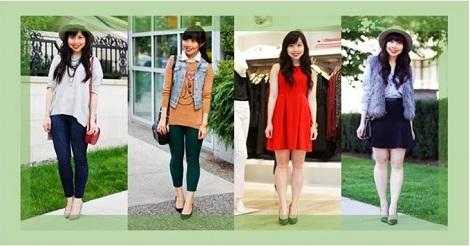 Tips Baju Orang Pendek Agar Terlihat Tinggi