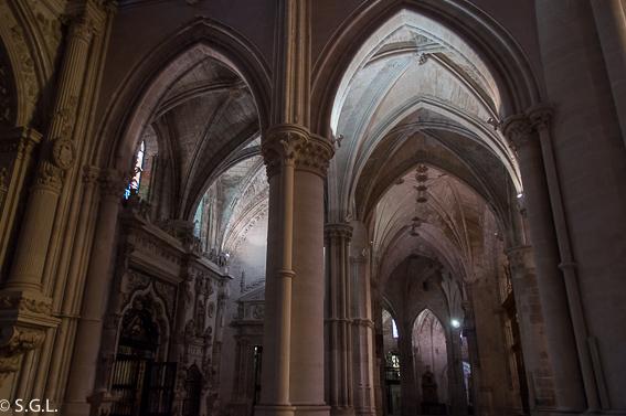 Interior de la Catedral de Cuenca. 10 lugares para visitar en Cuenca