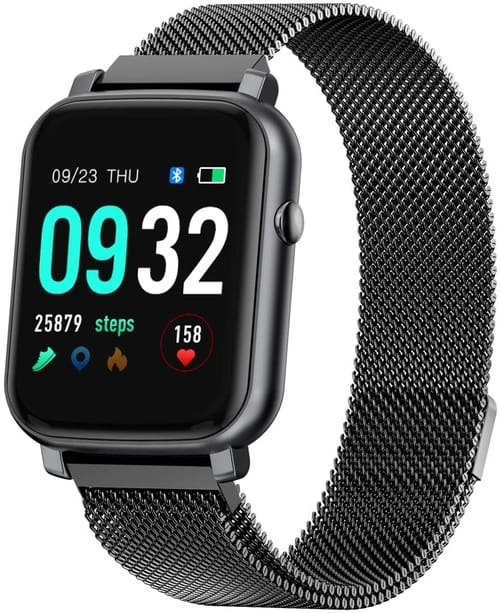 Anmino Smart Watch with Heart Rate Monitor