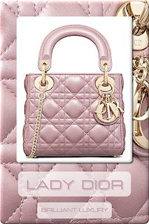 ♦Dior Lady Dior Bags♦New Colors #dior #ladydior #bags #brilliantluxury
