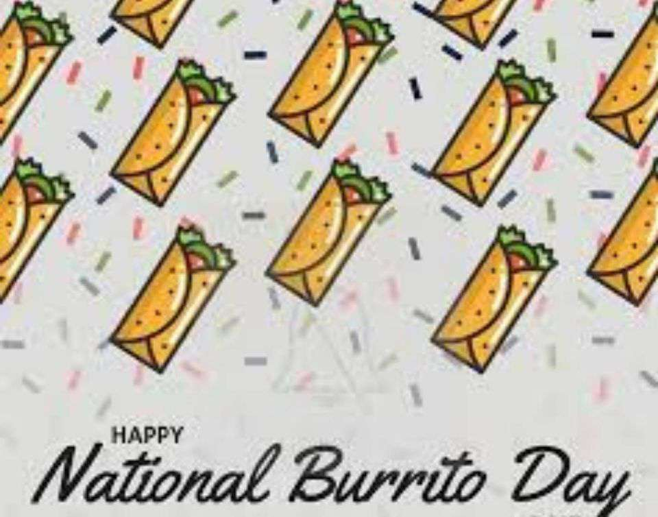 National Burrito Day Wishes pics free download