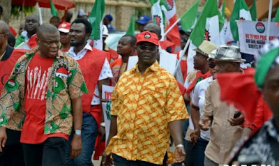 TOTAL SHUTDOWN: NLC Meeting With FG Fails, Strike To Go On