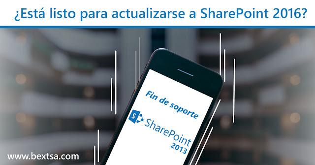 Actualización de SharePoint