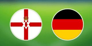 Северная Ирландия – Германия смотреть онлайн бесплатно 9 сентября 2019 прямая трансляция в 21:45 МСК.