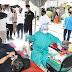 Peringati HUT Kota Padang, Dinas Perdagangan Gelar Donor Darah