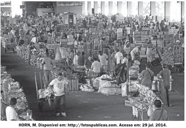 Ceasa Centro de Abastecimento de Alimentos. Rio de Janeiro, 15 jan. 2014
