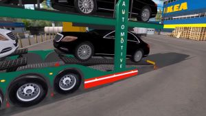 Stobart Automotive Trailer mod