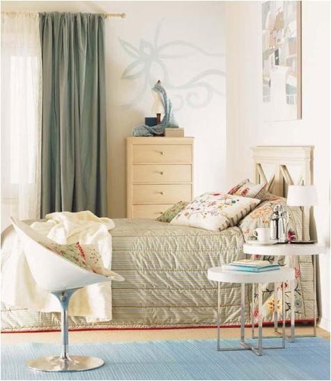 Girly Vintage Bedroom Ideas: Key Interiors By Shinay: Vintage Style Teen Girls Bedroom