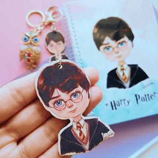 Harry Potter keychain