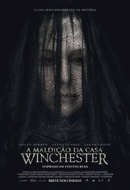 Download A Maldição da Casa Winchester Torrent