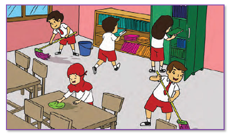Media Pembelajaran Untuk Anak Kelas 2 Sd Materi Pkn Kelas 2 Semester 1