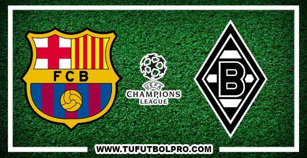 Ver Barcelona vs Mönchengladbach EN VIVO Por Internet Hoy 6 de Diciembre 2016