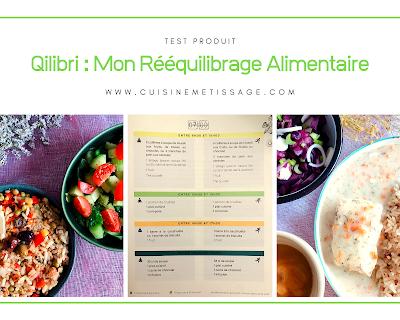 qilibri rééquilibrage alimentaire