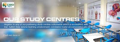 Study Centers IJMB