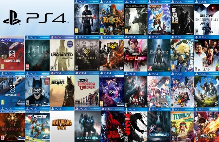 Top 5 Best Ps4 Games To Play Right Now Full Informative List Ask2bro