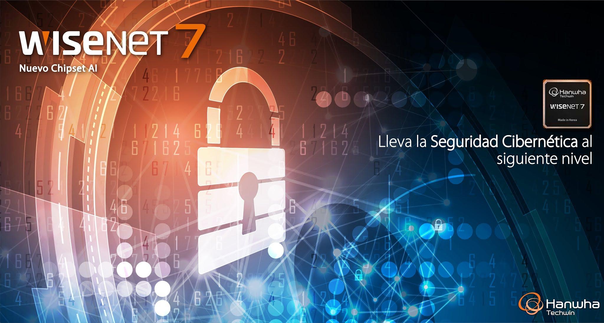 Hanwha Techwin fortalece sus políticas de ciberseguridad y la protección de datos