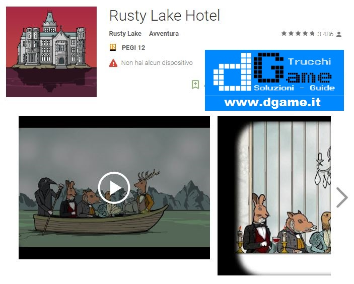 Soluzioni Rusty Lake Hotel di tutti i livelli | Walkthrough guide