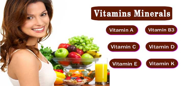 Vitamins For Healthy Skin And Minerals