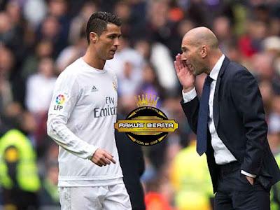 Zidane Mengistirahatkan Cristiano Ronaldo Di Laga Melawan Leganes