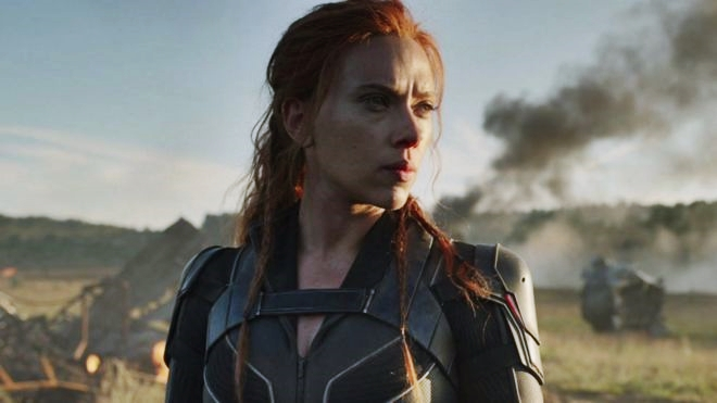 Ulasan Filem Black Widow (2021)