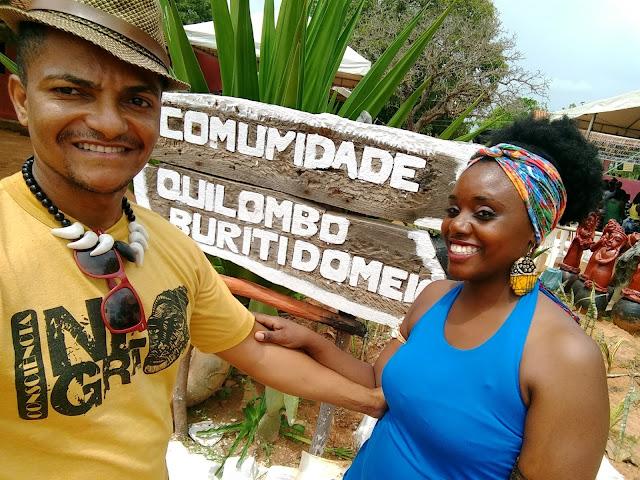 Kilombo Buriti do Meio no norte de Minas é o simbolo da resistência e luta dos povos  negros  no Brasil por reconhecimento e direitos.