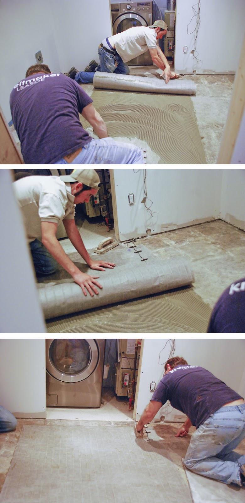 The Basement Laundry Room Luxury Rambling Renovators