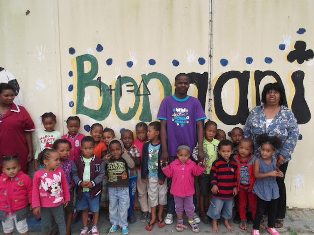 Knysna Education Trust - Hollywoodbets Knysna - Donation