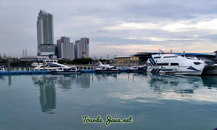 perjalanan wisata bahari ke pulau tidung kepulauan seribu