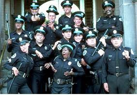 A Rendőrakadémia 4. szereplői 1987