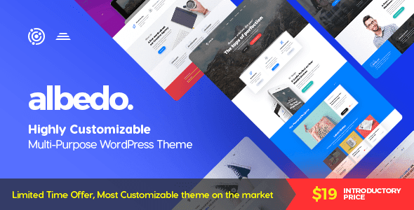 Albedo-v1.0.3-Highly-Customizable-Multi-Purpose-WordPress-Theme