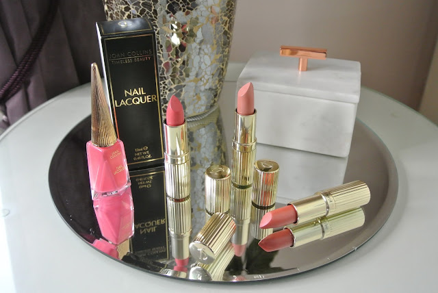 Joan Collins Timeless Beauty Spring Collection Bella Lara Rosy