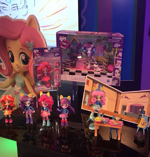 MLP Sunset Shimmer and Pep Rally/School Spirit Equestria Girls Minis